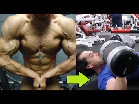 Struggle To Grow Your Chest? Try This Out (Ft. Alberto Nunez)