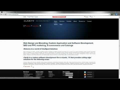 Content Management System (CMS) - ASP.Net, MS SQL - DotNetNuke DNN - Overview - Part 1 of 2