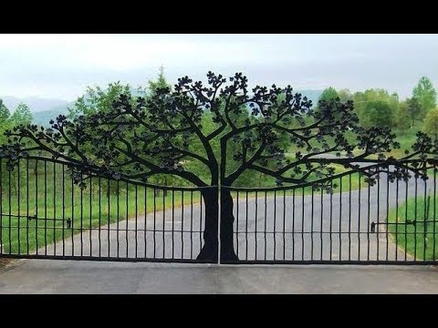 50 Amazing Gate Ideas You Must See