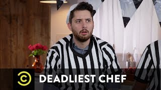 Deadliest Chef - Cheferee