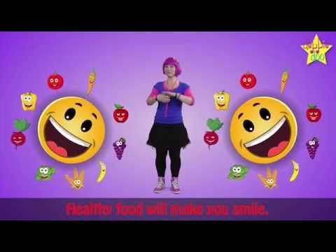 Ice Cream once in a while| Healthy Food Song for Children | Debbie Doo