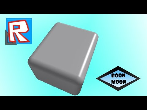 ROBLOX Studio - (How To Make A Smooth Edged Brick!)