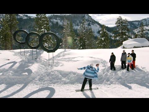 Mountain Top Snow Battle | Dude