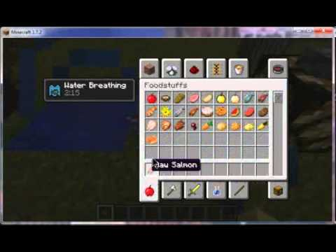 Minecraft: How to Make Potion of Water Breathing