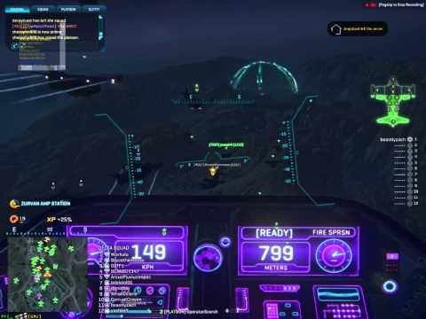 Galaxy Swarm VS-Mattherson