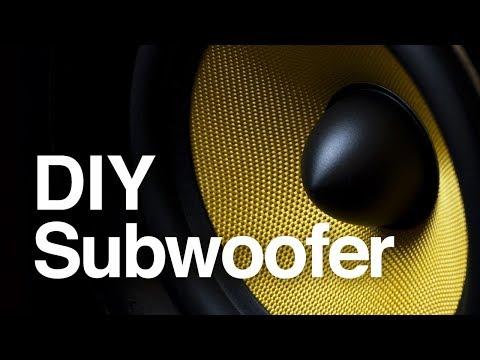 DIY Subwoofer Box