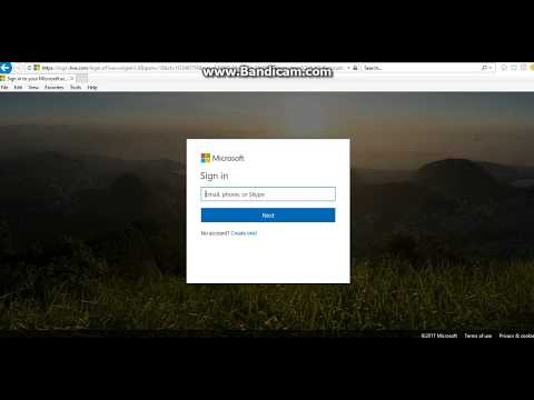 How to change your alias email for microsoft account