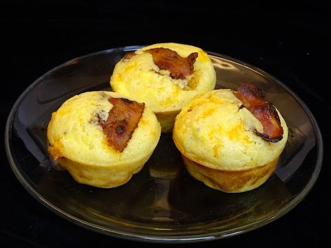Bacon and Egg Breakfast Muffins - with yoyomax12