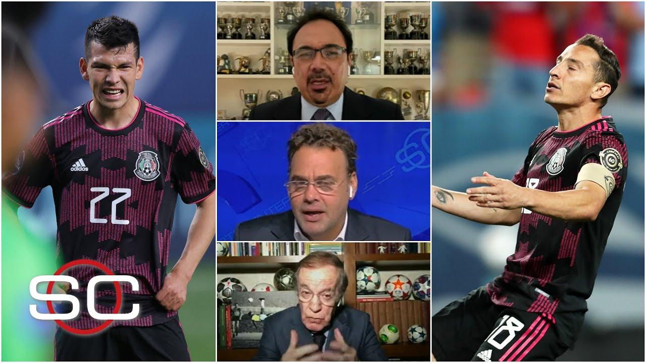 Hugo Sánchez EXPLOTÓ, MOLESTO por derrota del Tri. Faitelson, CRUZADO con José Ramón | SportsCenter