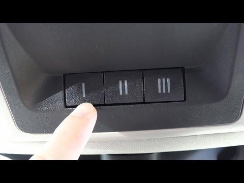 2015 Ram How To: Programming Your Homelink Garage Door Transmitter