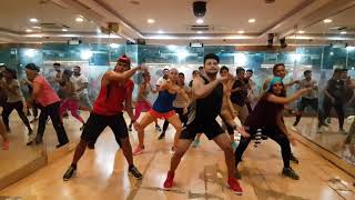 Tirchi Topi wale .Bollywood Zumba workout S.F.C by Zin Suresh and team