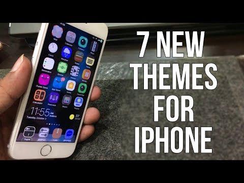 7 New iOS 10 Themes! | BEST iOS 10 - 10.2 Cydia Jailbreak iphone Themes