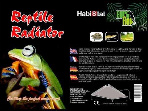 Unboxing - Habistat Reptile Radiator
