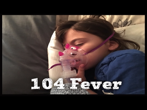REALLY SICK WITH A HIGH FEVER | SICK WITH THE FLU | PHILLIPS FamBam Vlogs