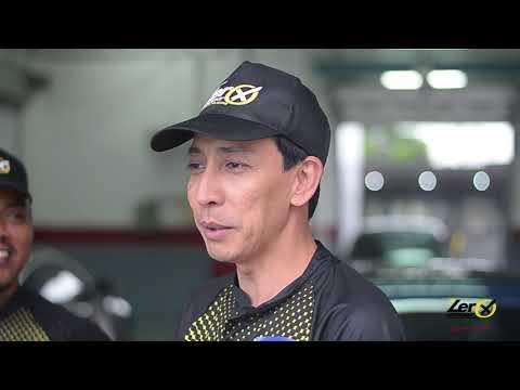 Zero Accident Driving Training Program at Sepang International Circuit