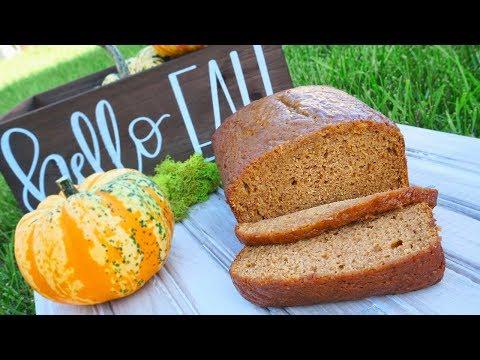 Pumpkin Bread Recipe | Episode 123