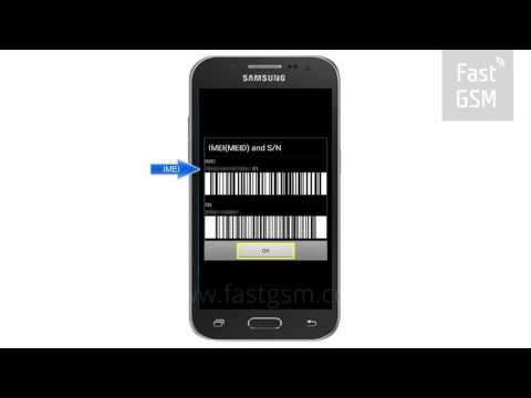 How To Unlock Samsung Galaxy Core Prime SM-G360T1 from MetroPCS USA