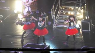BABYMETAL - THE ONE /New song/ - O2 Academy Brixton 08/11/2014
