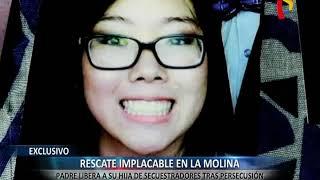 EXCLUSIVO | Búsqueda implacable en La Molina: imágenes muestran el rescate de un padre a su hija