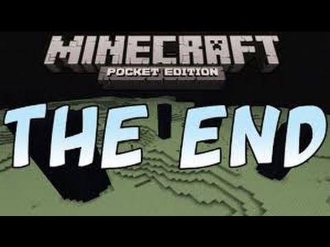 Minecraft PE 0.11.1 End Portal Mod