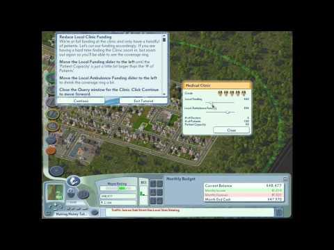WooHoo Sim City 4 Part 2: Making Money