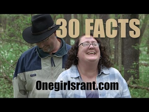 30 Facts about One Girl's Rant
