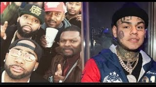 THIS ONE FOR MY BOYS! J.Prince Warns Tekashi 69 & TreyWay, Houston Would Hand Them Over To Prince