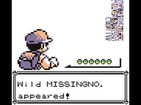 How to Catch Missingno on Seafoam Islands in Pokemon Red and Blue Protomario