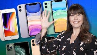 We might get FIVE new iPhones in 2020