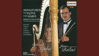 Waltz No 6 In Dflat Major Op 64 No 1 Minute Arr For Flute And Harp