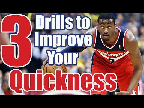 Become a Better Defender | Improve Your Quickness | Pro Training Basketball