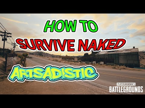 Xxx Mp4 Can You Survive Naked Amp Unarmed HowToPUBG 3gp Sex