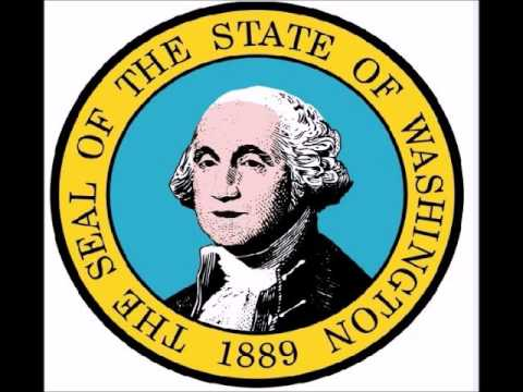 George Washington's message to the people of Washington State