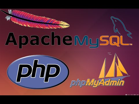 Install Web Server Ubuntu 14 04 (Apache2, MySQL Server, PHP5, phpMyadmin) HD