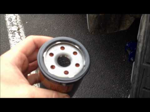 2008 (8th gen) Honda Accord:  DIY how to change your motor oil.