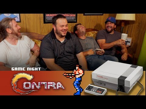 Contra - Wednesday Game Night!