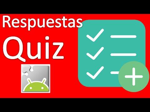Respuestas del Quiz hecho en App Inventor 2 Pt3