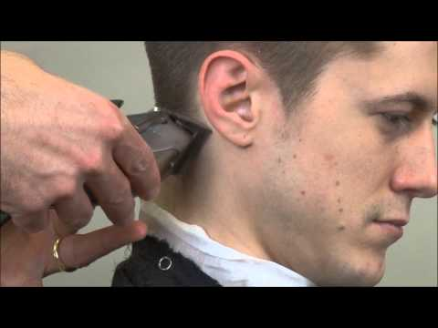 Princeton Haircut - Ivy League Haircut