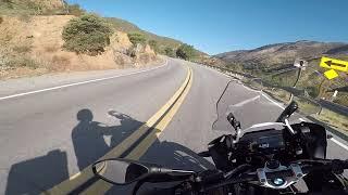 How to Corner a Motorcycle | BMW R1250 GS sound [RAW Onboard] ~ MotoJitsu