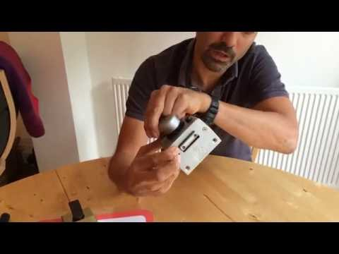 Latch Lock Slip Card Entry - How it Works & How to Prevent