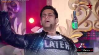 Big star entertainment awards salman performance