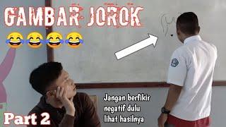 Video lucu sekolah-Tiko Gambar Jorok😂😂| Tiko Sausu