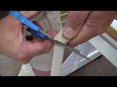 Brownell Quick Fix: Marvin Window Weatherstrip Replacement