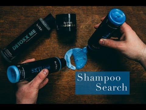 Finding Your Next Shampoo l By Vilain Skyline Breeze & Detox Me Review l Shampoo Search