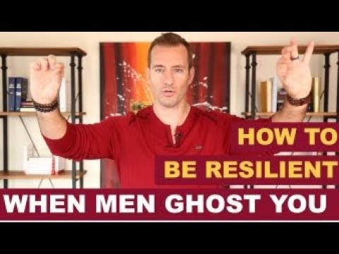 How To Be Resilient When Men Ghost You | Dating Advice For Women By Mat Boggs