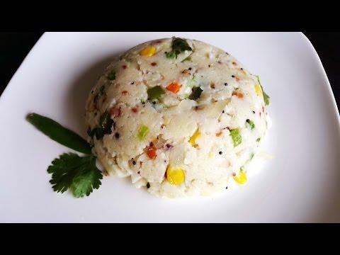 Vegetable Upma  South Indian Breakfast