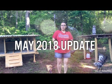May 2018 Update