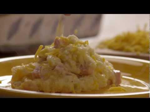 How to Make a Ham and Hash Brown Casserole | Allrecipes.com