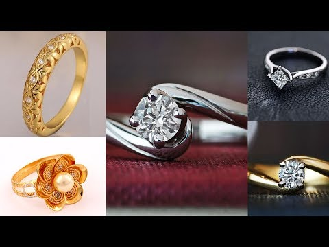 Gold Ring Designs with Weight & Price