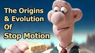 The Origins & Evolution Of Stop Motion